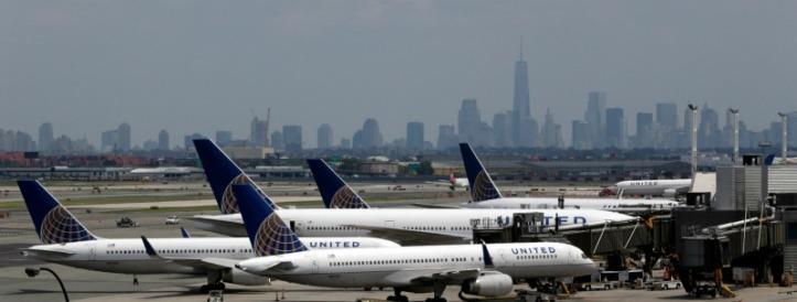 Newark International Airport, New Jersey