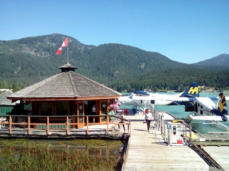 Harbour Air at Green Lake