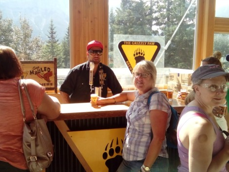 Grizzly Paw Canmore