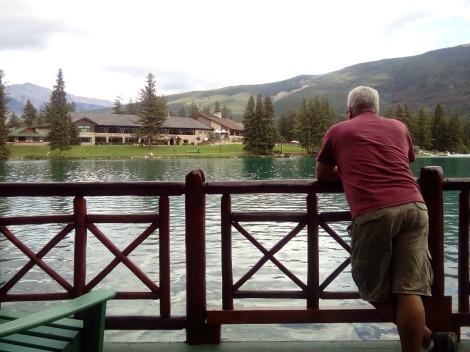 Beauvert Lake Jasper