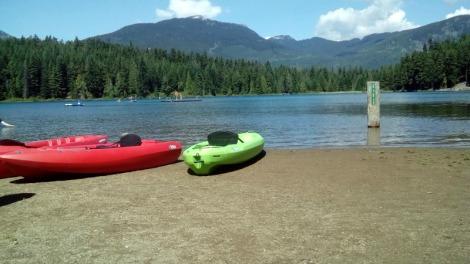 Lost Lake Whistler