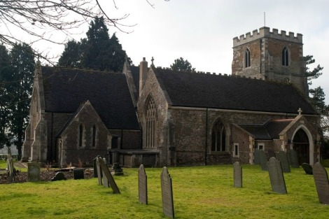 St Cuthberts Church, Great Glen, Leicestershire