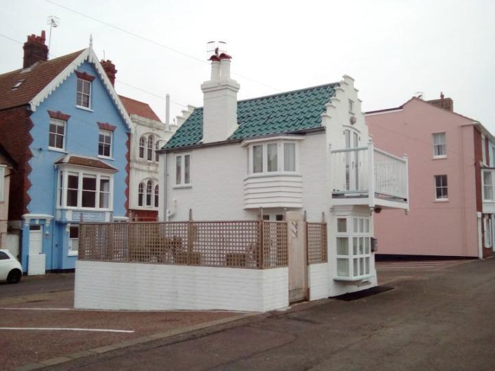 Aldeburgh Holiday Cottage