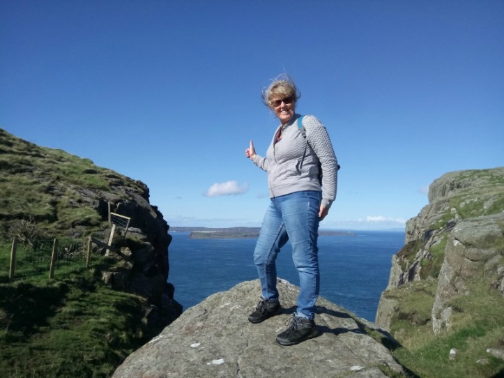 On the Road Again - Antrim Coast