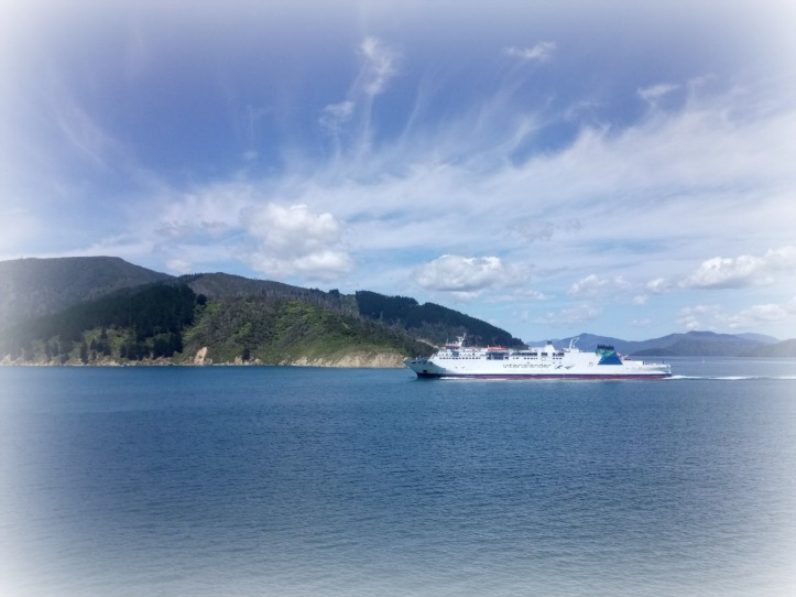 InterIslander Ferry New Zealand