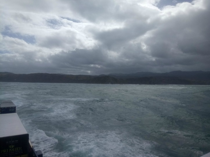 InterIslander Ferry Wellington to Picton