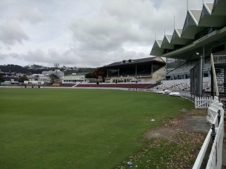 Wellington Basin Reserve