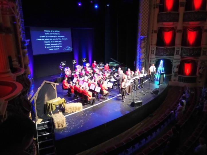Wellington Carol Concert