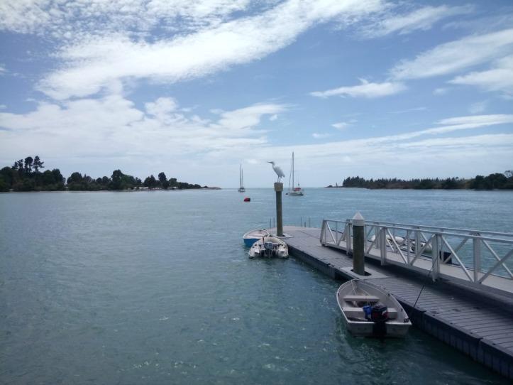 Mapua Wharf Abel tasman