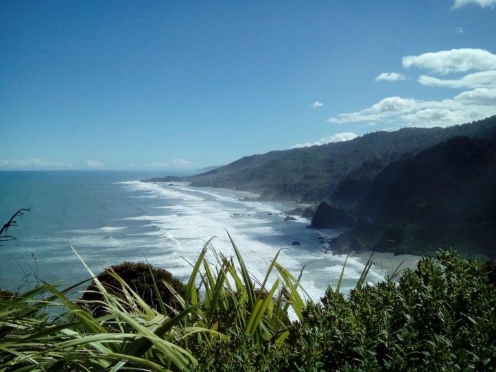 Kiwi Coastal Highway