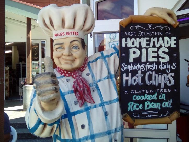 Miles Better Pies Te Anau