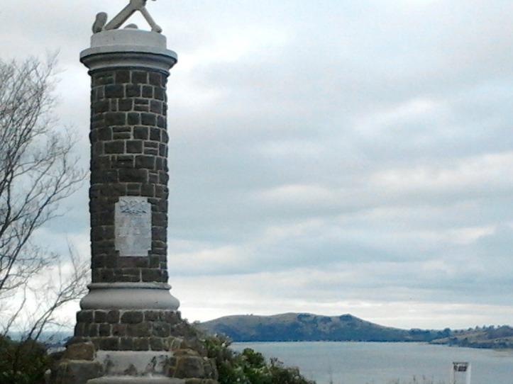 Scott Memorial Port Chalmers