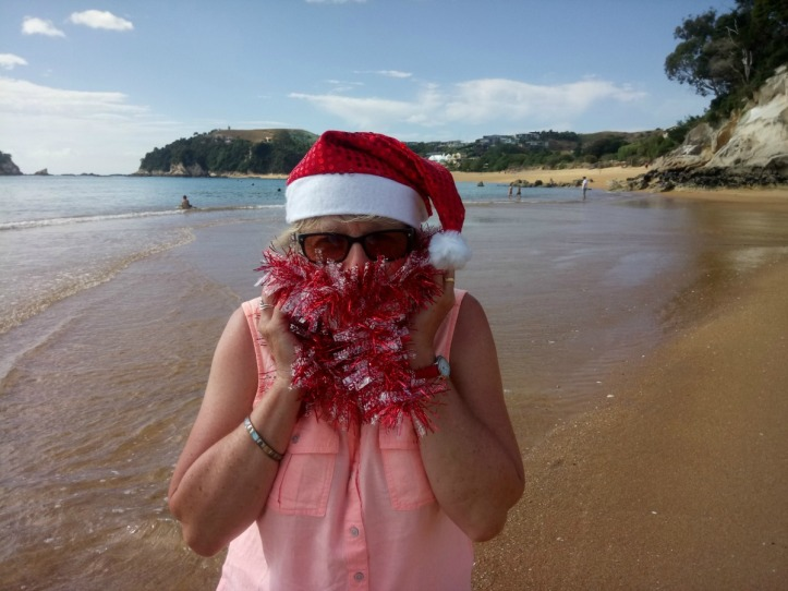 Kimi Ora Resort at Christmas Kaiteriteri New Zealand