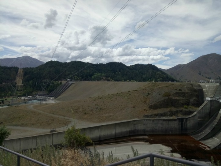 Benmore Dam