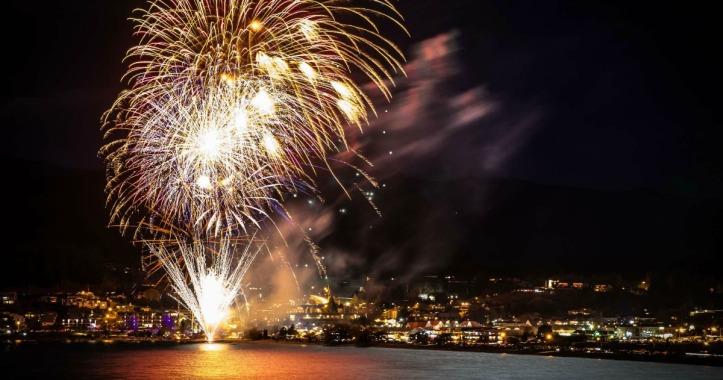 Wanaka Fireworks