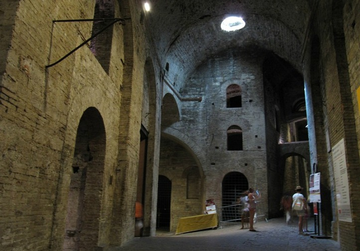Perugia Rocca Paolina