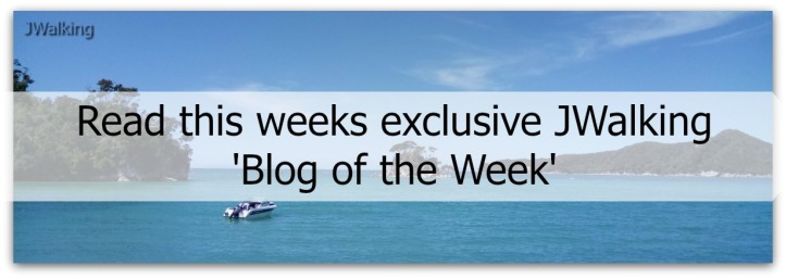 JWalking Blog of the Week