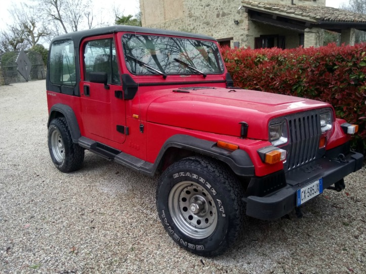 Wrangler Jeep