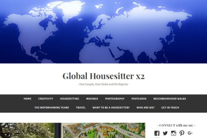 Blog of the Week - Global Housesitter