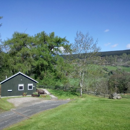Drumcroy Lodges