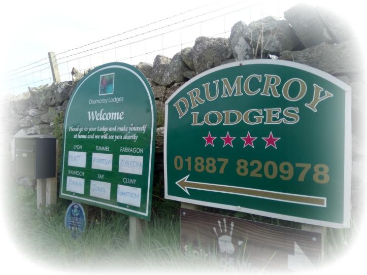 Drumcroy Lodges