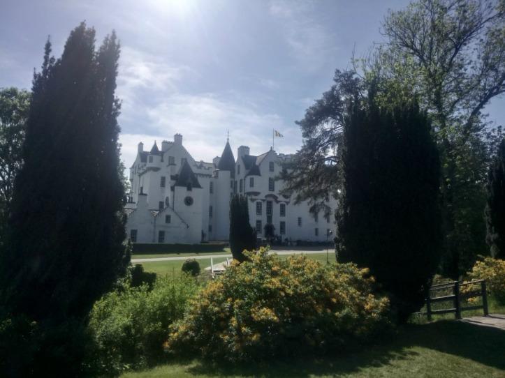 Blair Atholl Highland Gathering