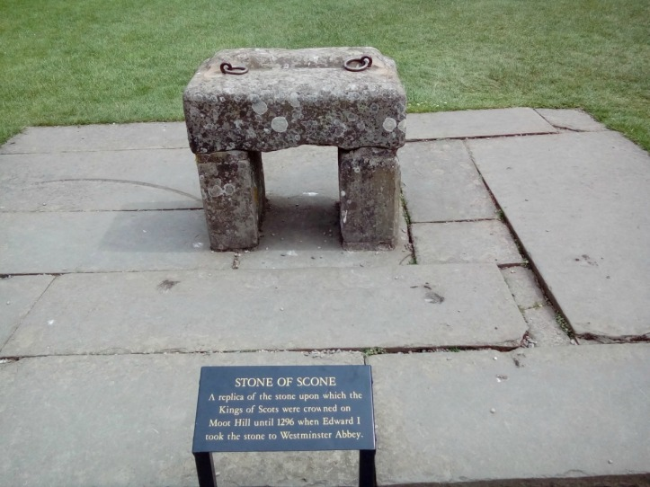 Stone of Scone palace