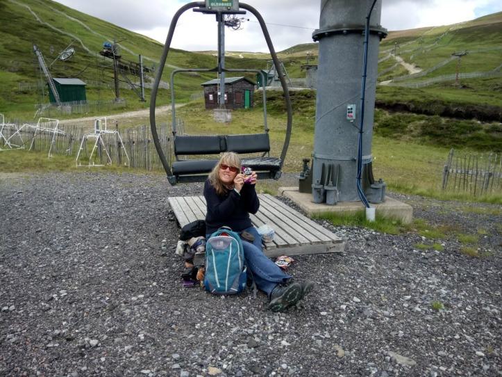 Glen Shee Ski Centre and Chairlift