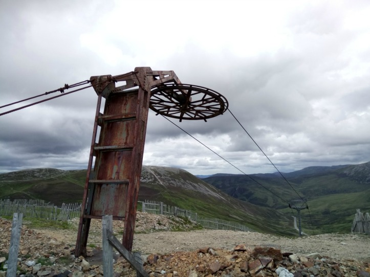 Glen Shee Ski Centre and Chairlift