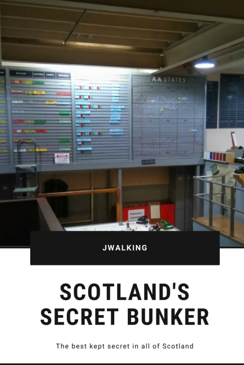 Scotland's Secret Bunker