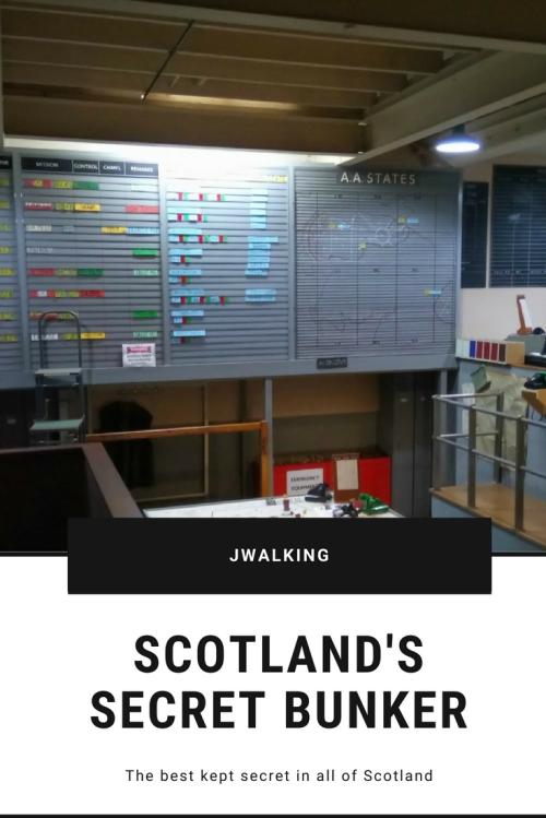 Scotland's Secret Bunker