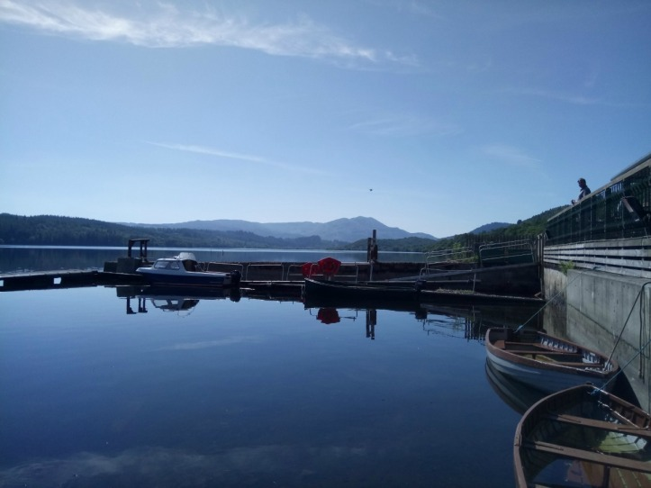 Loch Venechar