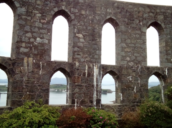 McCaig Tower Oban