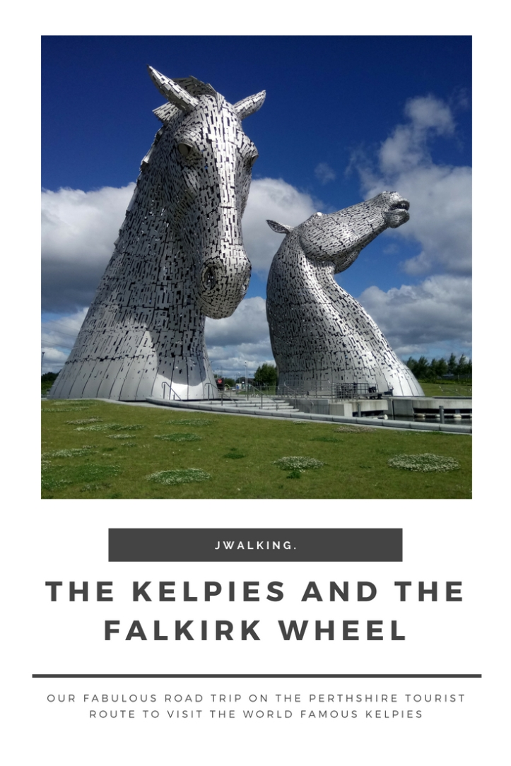 Kelpies Falkirk Wheel
