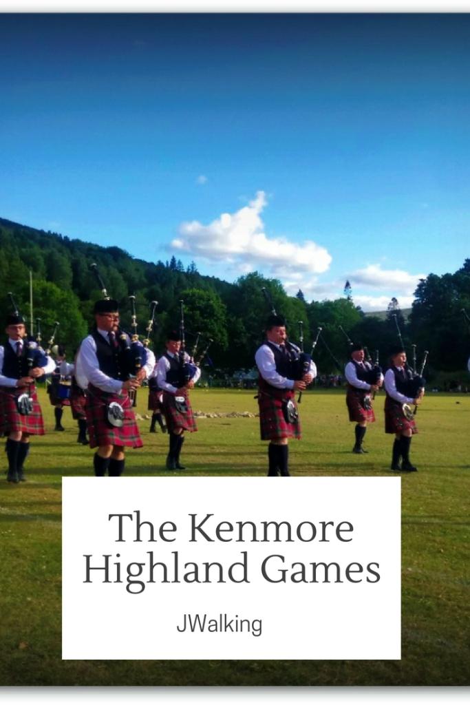 Kenmore Highland Games