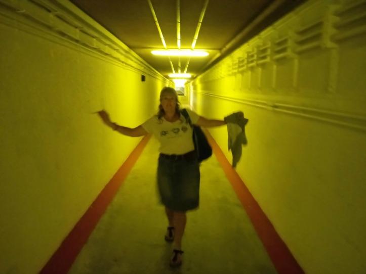 Secret Underground Bunker