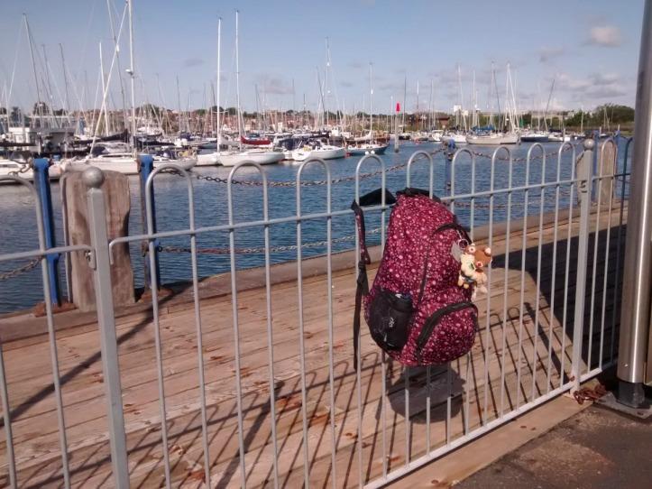 Lymington Pier