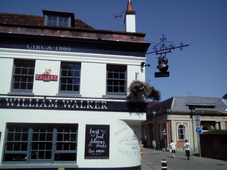 The William Walker pub