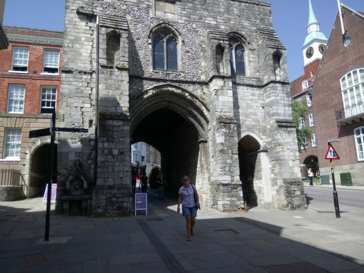 The West Gate
