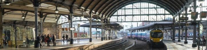 Train split