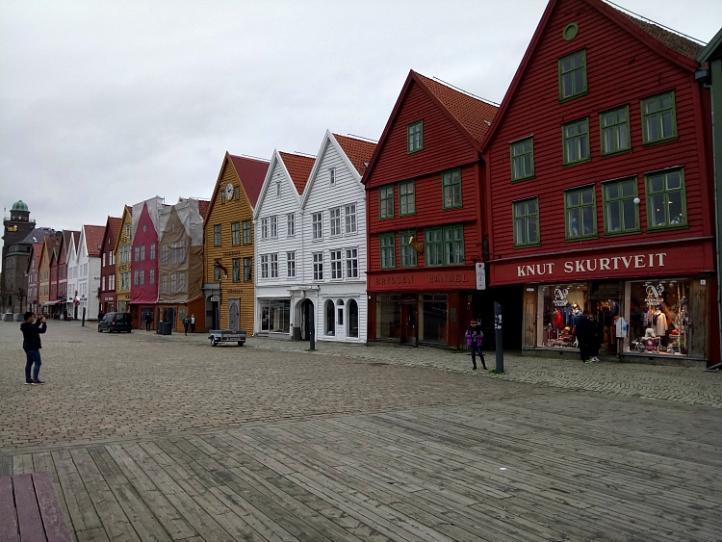 Bergen Wooden Houses