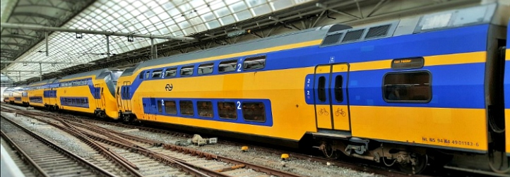 Nijmegen Train