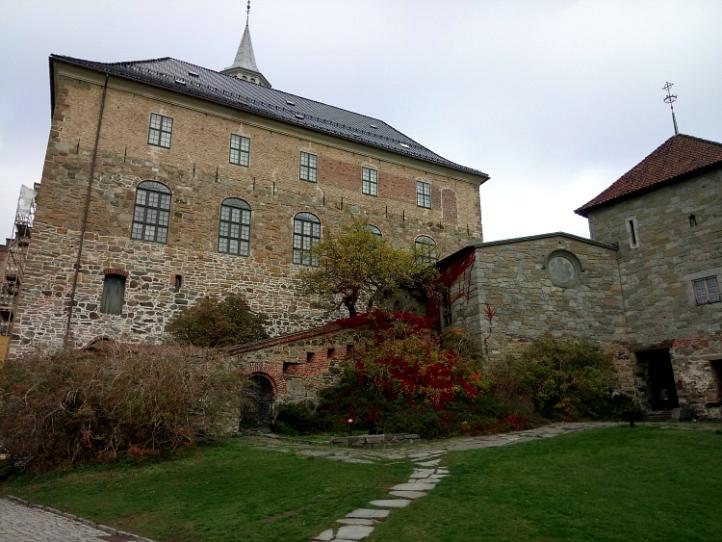 Oslo Akerhus Fortress