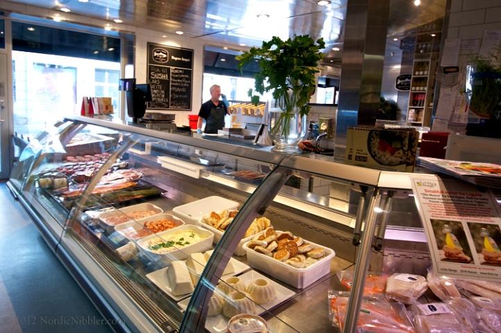 Oslo Fish Market