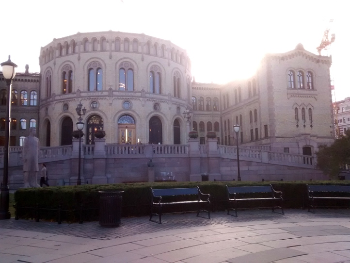 The Storting, Oslo
