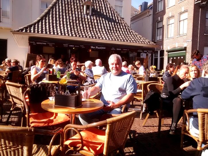 Utrecht Cafe