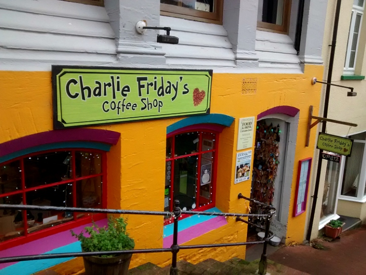 Charlie Fridays Lynton