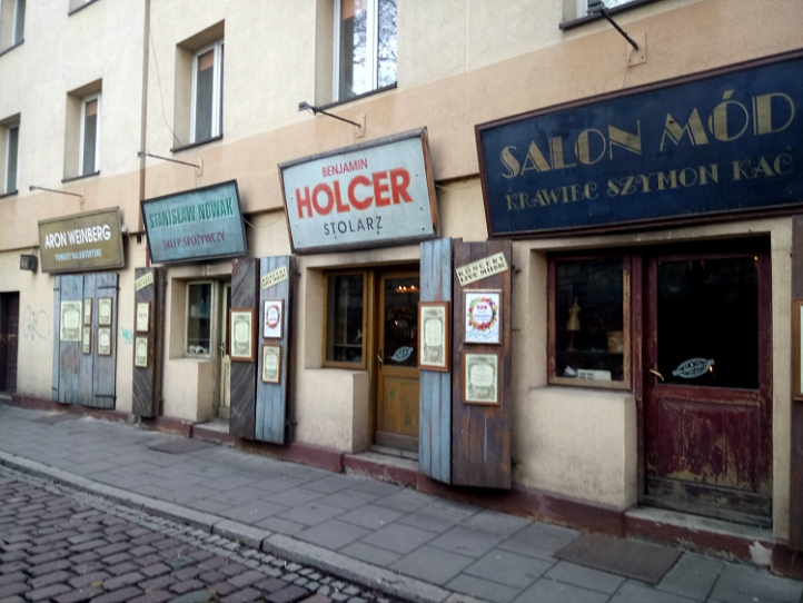 Krakow Jewish Quarter