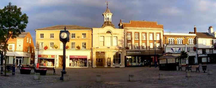 Hitchin Market Square