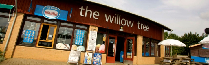 Willow Tree Cafe Pitsford Water